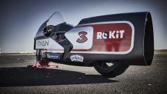 Voxan Wattman, la moto elettrica più veloce del mondo
