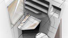 VW Camper: atteso ad agosto con letto e bagno con doccia - Immagine: 2
