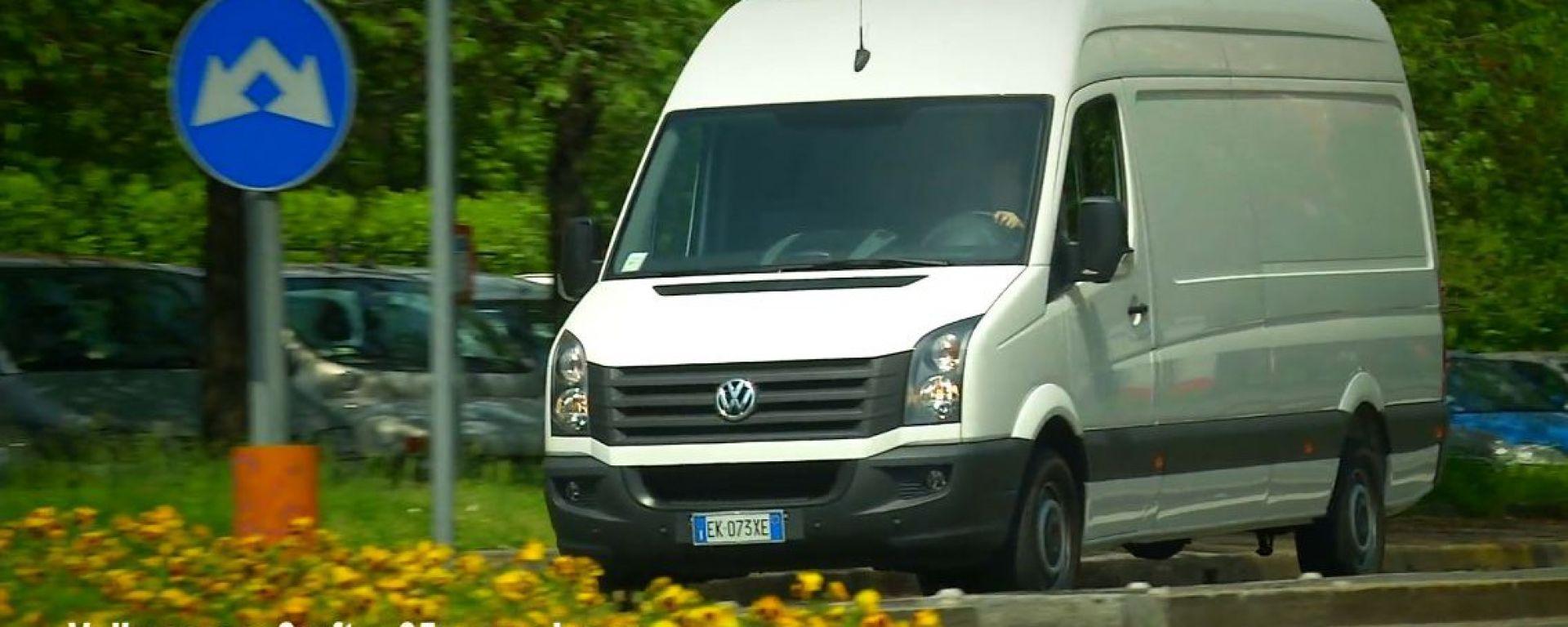 Volkswagen Crafter 35 passo lungo