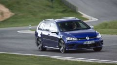 VW Golf Variant: una station, tre anime - Immagine: 6