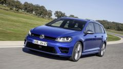 VW Golf Variant: una station, tre anime - Immagine: 83