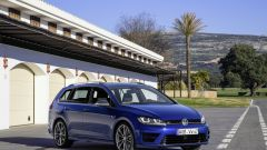 VW Golf Variant: una station, tre anime - Immagine: 92