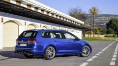 VW Golf Variant: una station, tre anime - Immagine: 93