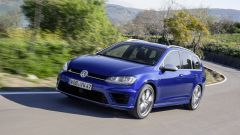 VW Golf Variant: una station, tre anime - Immagine: 79