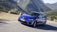 VW Golf Variant: una station, tre anime - Immagine: 78