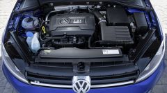 VW Golf Variant: una station, tre anime - Immagine: 101