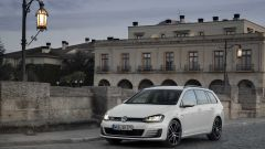 VW Golf Variant: una station, tre anime - Immagine: 68