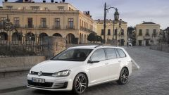 VW Golf Variant: una station, tre anime - Immagine: 69