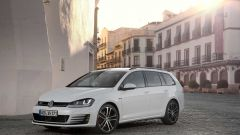 VW Golf Variant: una station, tre anime - Immagine: 71