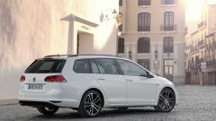 VW Golf Variant: una station, tre anime - Immagine: 72