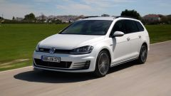 VW Golf Variant: una station, tre anime - Immagine: 64
