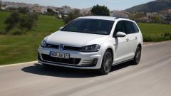 VW Golf Variant: una station, tre anime - Immagine: 47