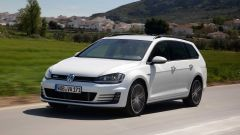 VW Golf Variant: una station, tre anime - Immagine: 2