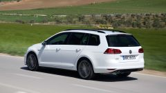 VW Golf Variant: una station, tre anime - Immagine: 45