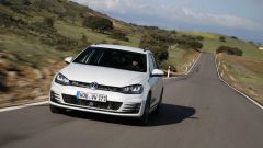 VW Golf Variant: una station, tre anime - Immagine: 44