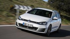VW Golf Variant: una station, tre anime - Immagine: 42