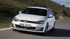 VW Golf Variant: una station, tre anime - Immagine: 41