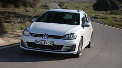 VW Golf Variant: una station, tre anime - Immagine: 40