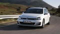 VW Golf Variant: una station, tre anime - Immagine: 38
