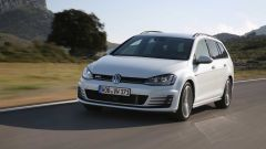 VW Golf Variant: una station, tre anime - Immagine: 37