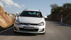 VW Golf Variant: una station, tre anime - Immagine: 36