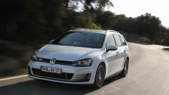 VW Golf Variant: una station, tre anime - Immagine: 34