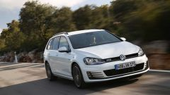 VW Golf Variant: una station, tre anime - Immagine: 48