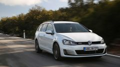 VW Golf Variant: una station, tre anime - Immagine: 49