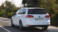 VW Golf Variant: una station, tre anime - Immagine: 63