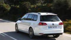 VW Golf Variant: una station, tre anime - Immagine: 62