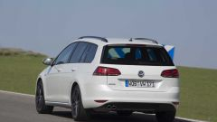 VW Golf Variant: una station, tre anime - Immagine: 61