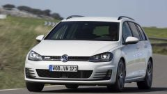 VW Golf Variant: una station, tre anime - Immagine: 60