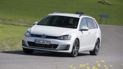 VW Golf Variant: una station, tre anime - Immagine: 59