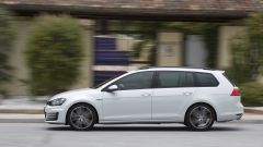 VW Golf Variant: una station, tre anime - Immagine: 56