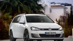 VW Golf Variant: una station, tre anime - Immagine: 66