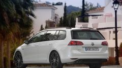 VW Golf Variant: una station, tre anime - Immagine: 54