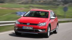VW Golf Variant: una station, tre anime - Immagine: 11