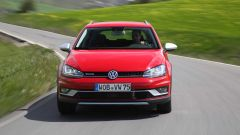 VW Golf Variant: una station, tre anime - Immagine: 10