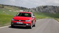 VW Golf Variant: una station, tre anime - Immagine: 8