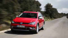 VW Golf Variant: una station, tre anime - Immagine: 5