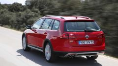 VW Golf Variant: una station, tre anime - Immagine: 20