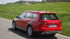VW Golf Variant: una station, tre anime - Immagine: 24