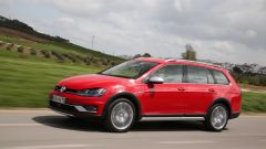 VW Golf Variant: una station, tre anime - Immagine: 15