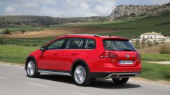 VW Golf Variant: una station, tre anime - Immagine: 23