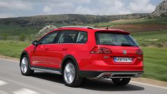 VW Golf Variant: una station, tre anime - Immagine: 22