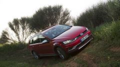 VW Golf Variant: una station, tre anime - Immagine: 32
