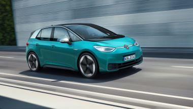VW ID.3 2020: l'elettrica tedesca pronta per la prossima estate