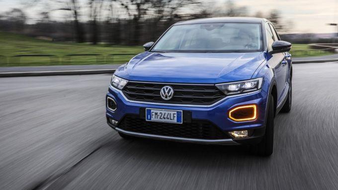 VW T-Roc: cinque modi per guidare il SUV compatto tedesco