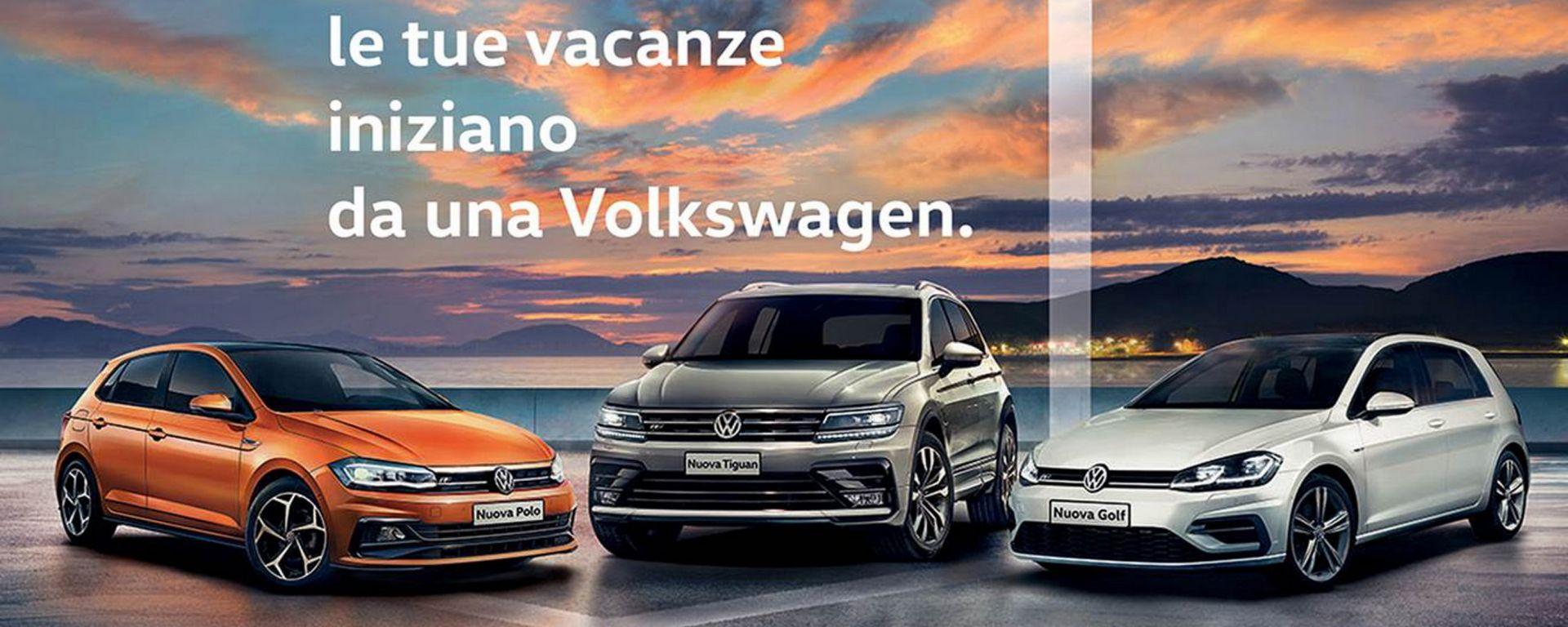 VW T-Roc e Polo: quanto costa noleggiarle con Volkswagen?