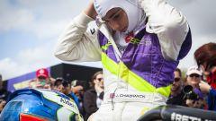 W-Series 2019, Brands Hatch: Jamie Chadwick dopo la pole position